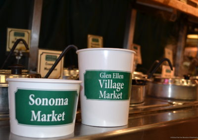 Sonoma Market Soup Containers